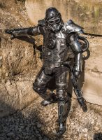 Zilochius Industries's Power Armor Mk I (7) by Zilochius