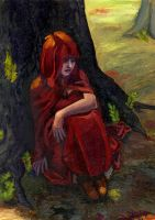 Red Riding Hood by dktaylor
