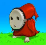 Shy Guy by stutte