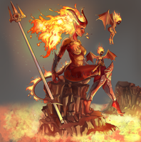 Fire Aspect by Chacobo