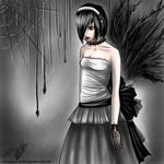 ...the AnGel of the DeAtH... by giuly--chan