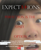 ExpectA+ions movie poster by TheMs0kitty