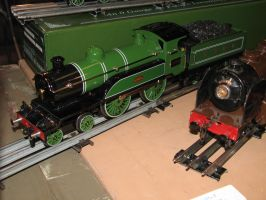 ACE Trains CELEBRATION Class LNER 2006 3 by TaionaFan369