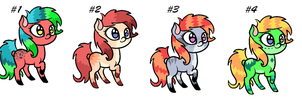 Pony Adopts 3-OPEN by TinyWolfy