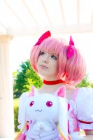 Introducing: Madoka Kaname by TackoonXD