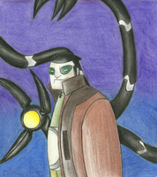Doctor Octopus by StarScout-lost