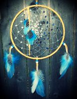 Moon of my Life Dream Catcher by xsaraphanelia