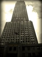 Empire State Building by tom3k21