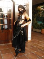 stock persian bellydancer by Angiepureheart