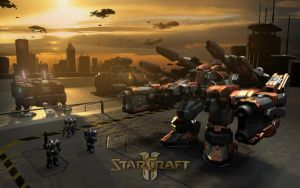 SC2 Terrans by ArchLimit