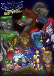Sly Cooper: Thief of Virtue - Finale! by ConnorDavidson