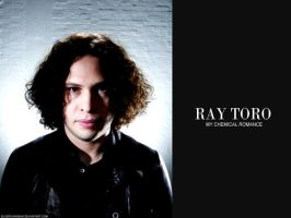 Ray Toro Wallpaper by SilverChainsaw