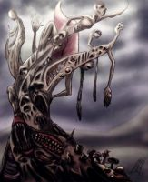 The Tree of Life by Maou-MaoXD
