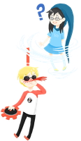Dave: Look up by KittyMaria