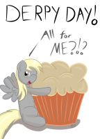 Have a wonderful Derpy Hooves Day! by ThorinsBlade