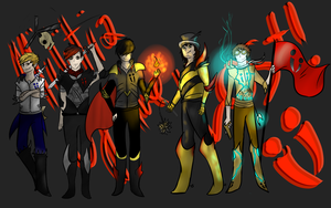 Our Militia Of The Lost by CatalysticProperties