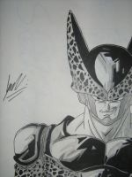 perfect cell manga by sheamusbyrne