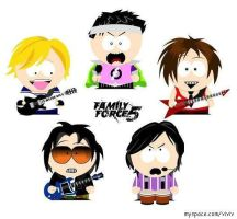 South Park by FamilyForce5