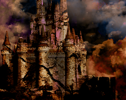 Nighmare Castle by Silver-Willow04