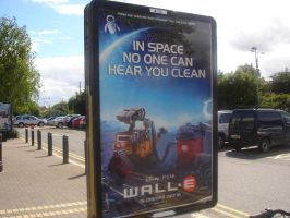 wall-e commercial. by insomniana