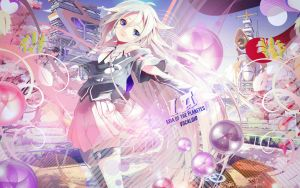 IA Aria Vocaloid Wallpaper by 17flip