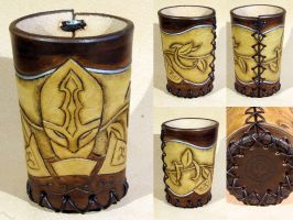 another elf dice cup by LeszekGyver