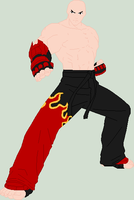 Jin Kazama Base by Sobies516pl