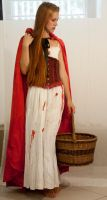 Little Red Riding Hood Stock III by GillianStock