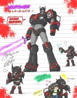 BlackGate Hary's Version by Tc-Chan