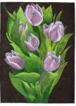 Tulip Bouquet by jesus-at-art