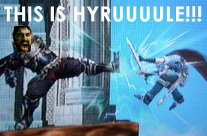 THIS IS HYRUUUUULE by Sapphirechao