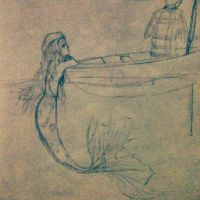The Mermaid and The Fisherman by Piggy911