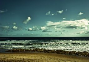 The Sea by Tigles1Artistry