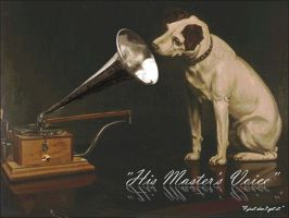 His Master's Voice by LordDavid04