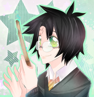 Harry Potter: Mischief Managed by Kialun