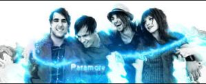Paramore Sunshine Signature by Mad-Red-Innocence