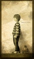 Alone Little Boy by kapie1571993