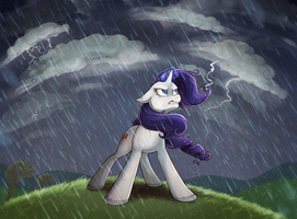 Taming The Storm by hathound