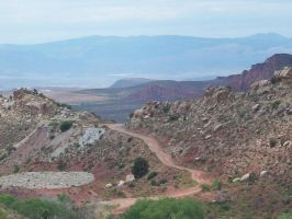 ASARCO Mine, Silver Reef, Utah by Raptorguy14
