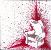 death of a recliner by Hobbes-Maxwell