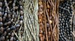 African Wood Beads by Undistilled