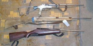 homemade rifles by MADMAX6391