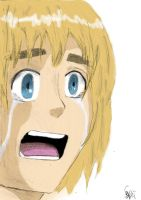 Armin (coloured) by CrimsonStainedBlade