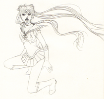 Sailor Moon by Impkat