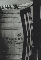 Wine Barrel by Kymography