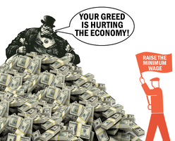 True Greed by Party9999999