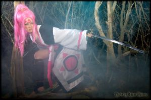 Baiken Babe by Doomsday-Dawn