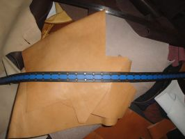 One of my chaos daily belts by Arnakhat