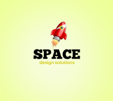 Space Design Logo by DanieLSsTyLe