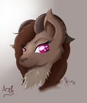 Arni quick headshot by D-SixZey